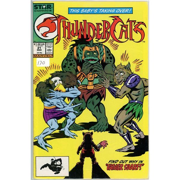 1980's Thundercats