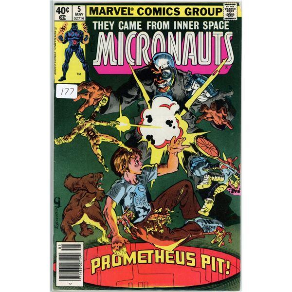 1980's Micronauts