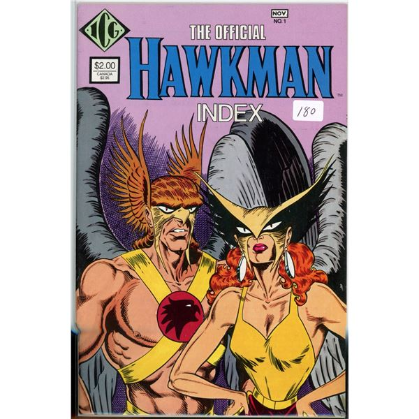 1980's Hawkman