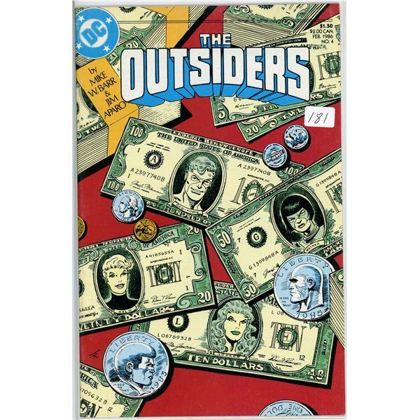 Feb '86 The Outsiders
