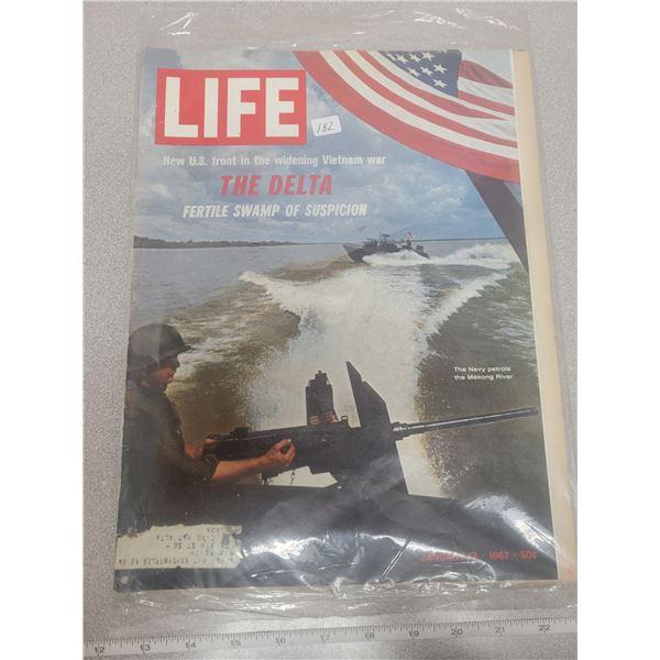 Life Magazine - Jan 1967 World War II