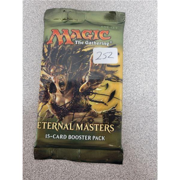 MTG Eternal masters booster - unopened!!!