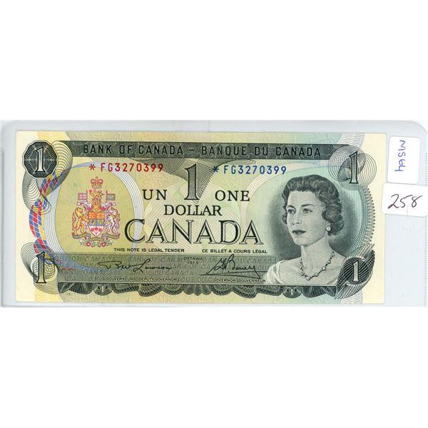 Lawson-Bouey $1.00 MS64 *FG3270399