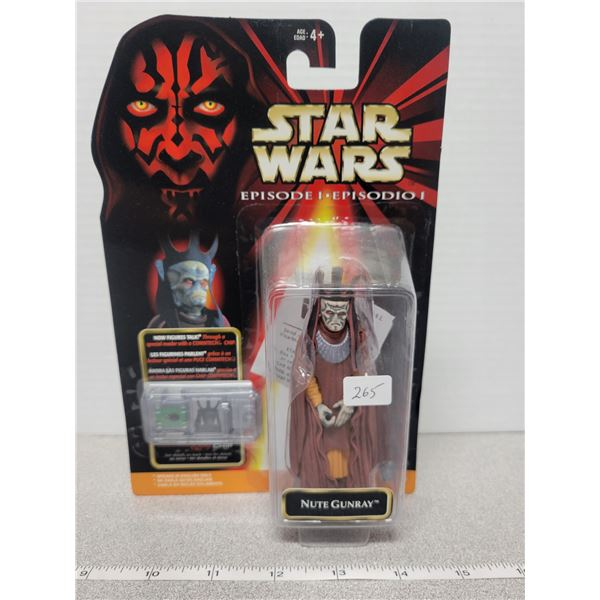 Nute Gunray - vintage commtech