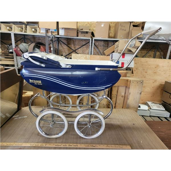 antique baby doll carriage