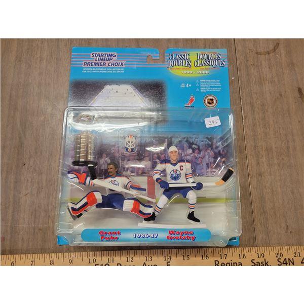 Gretzky classics double Fuhr