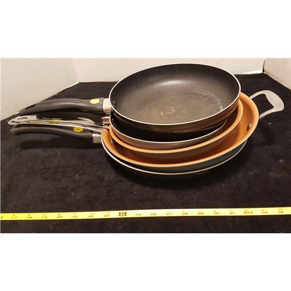5 Frying Pans
