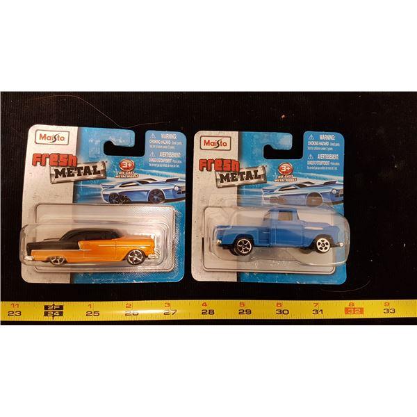 55 Chevy & 56 Chevy Truck