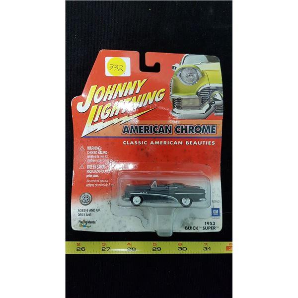 Johnny Lightning 53 Buick Convertible