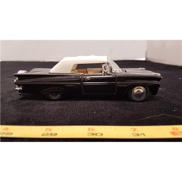 59 Chevy Convertible Die Cast