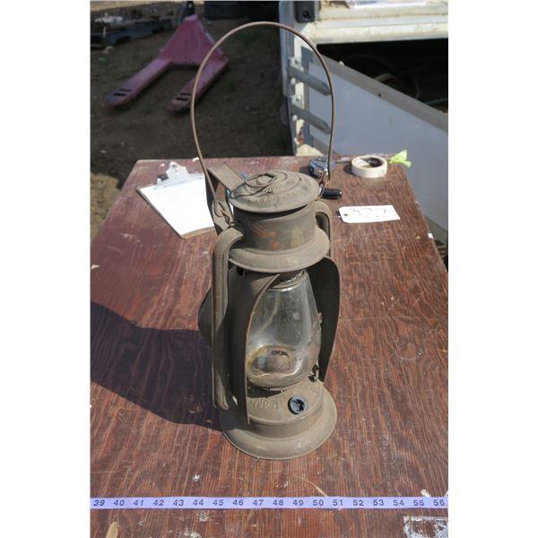 Barn Lantern No. 4 E.T. Wright