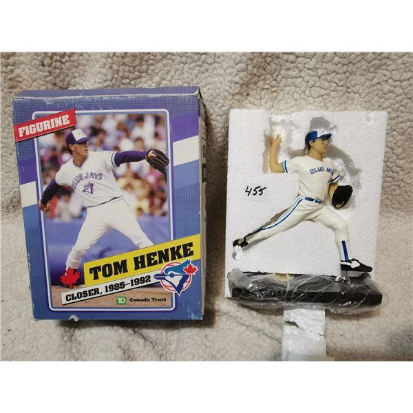 Tom Henke Figurine, Blue Jays