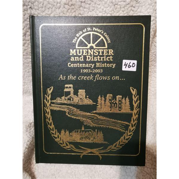 Muenster History Book