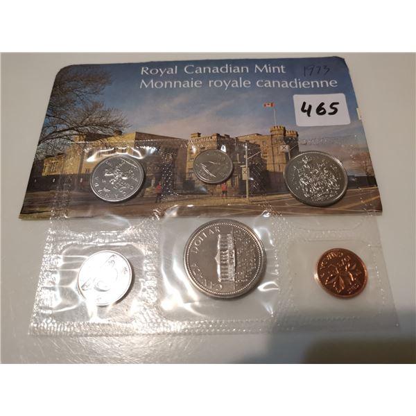 1973 UNC CDN Coin Set