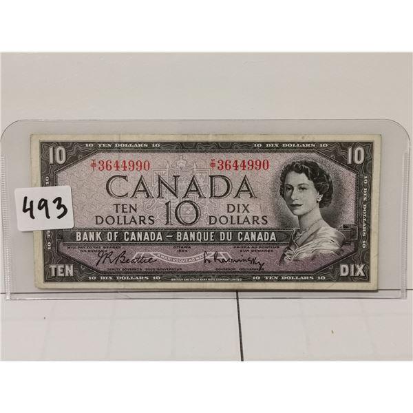 1954 $10 Bill