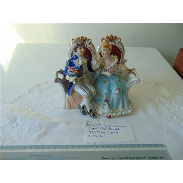 567 COURTING FIGURINE BY GIFT CRAFT
