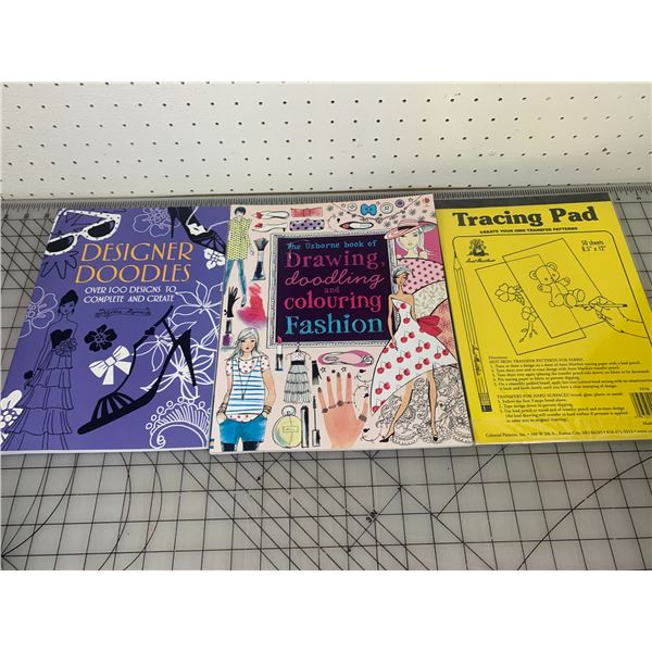DRAWING RELATED BOOKS