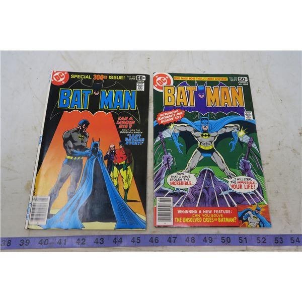 Batman 50 and 60 cent, 1978