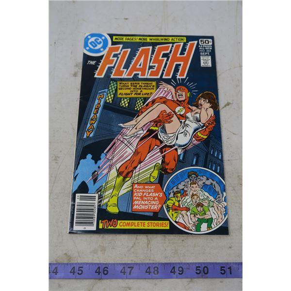 Flash, 50 cent, 1978