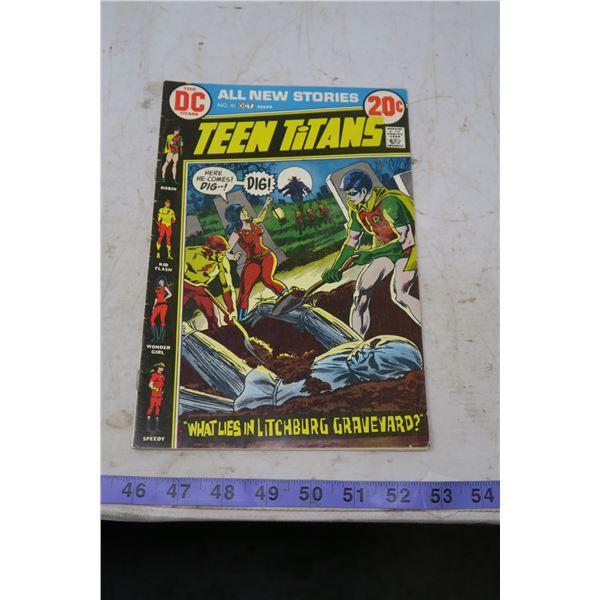 Teen Titans, 20 cent 1972