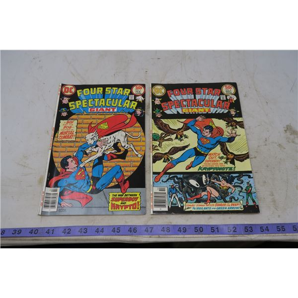 Four Star Spectacular, 50 cents, 1976 to 1977