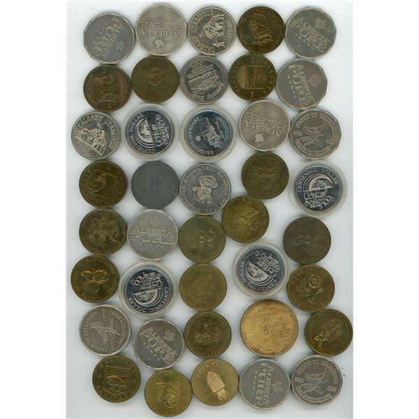 Lot of Misc. Coins/Tokens