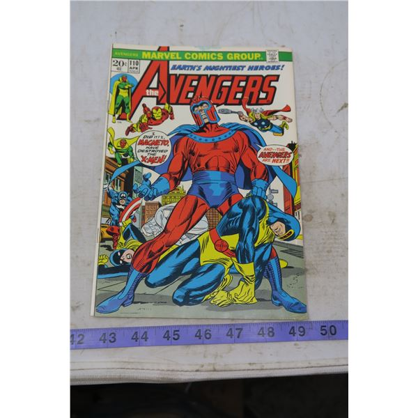 The Avengers, 20 cents, 1973