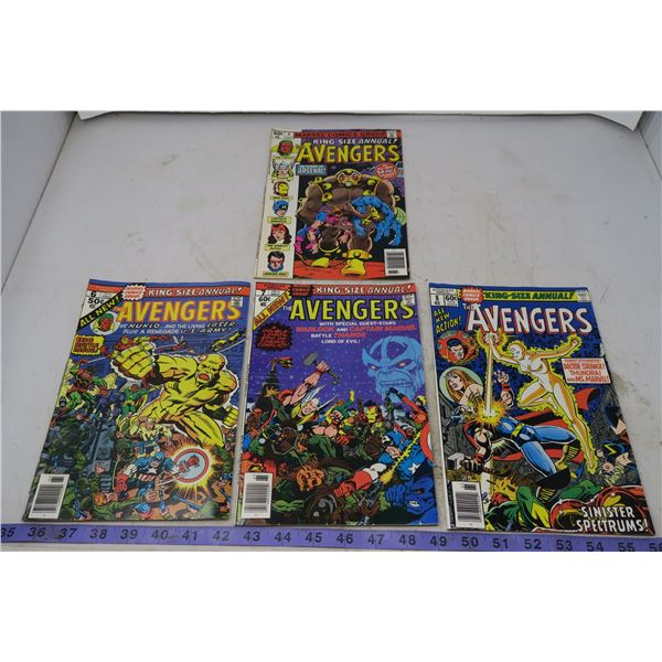 The Avengers, 1977, 60 cents