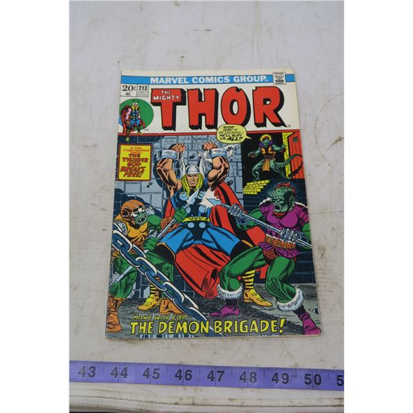 Thor 20 cents 1973