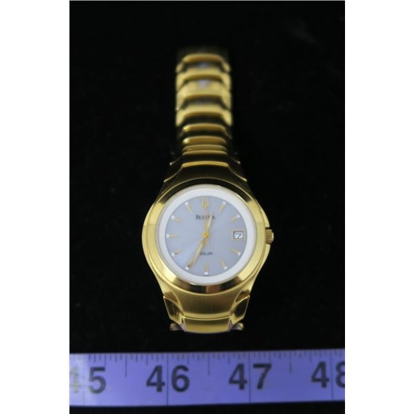 Bulova Solar Watch