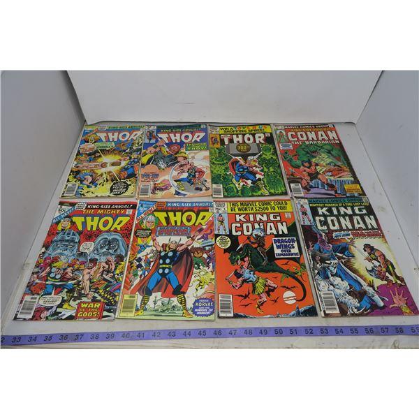 Lot Various Marvel Comics