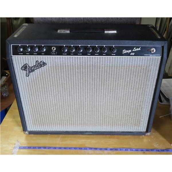 "Fender 212 Stage Lead 20""×26""×9.5"""