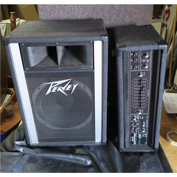 "Peavey Mark VI Bass 24""×16""×11"" & 23""×11""×7.5"""