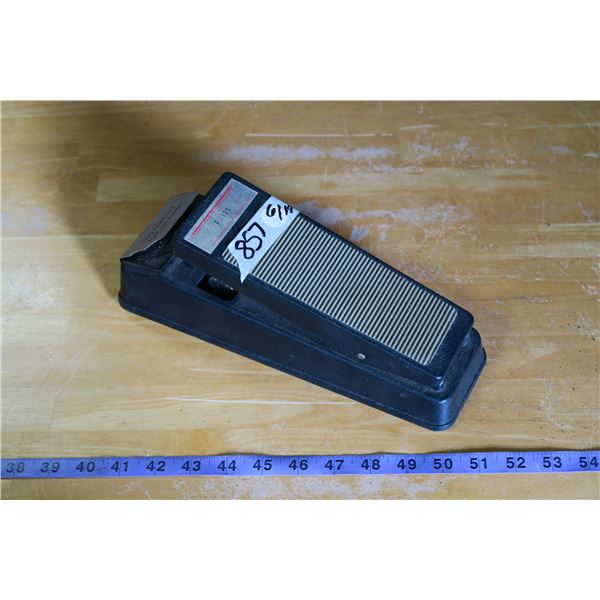 Fusschweller F121 Foot Volume Controller