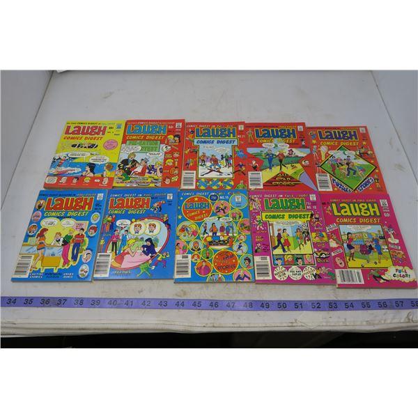 Archie Laugh Comics Digest