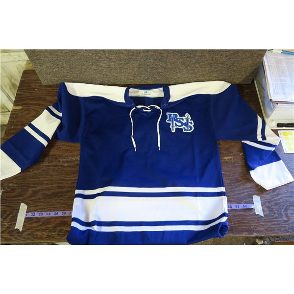 PSS Hockey Jersey, Circa late 70's?