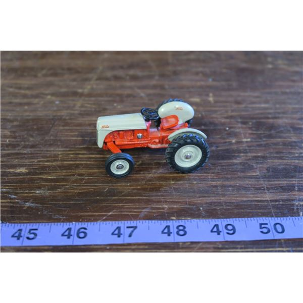 Fordson Miniature Metal Toy Tractor