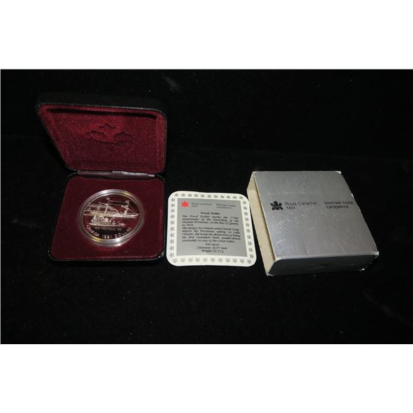 Royal Canadian Mint 1991 silver dollar