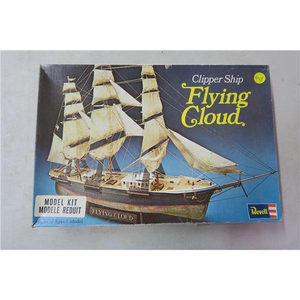 Clipper Ship - Flying Cloud Model