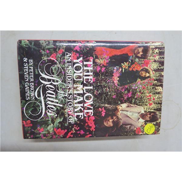 Beatles Book - the Love You Make