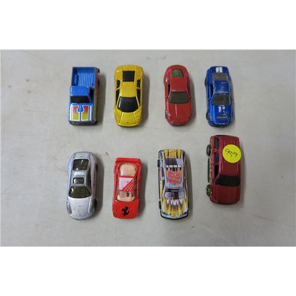 Hotwheels, Maisto and other Toy Cars