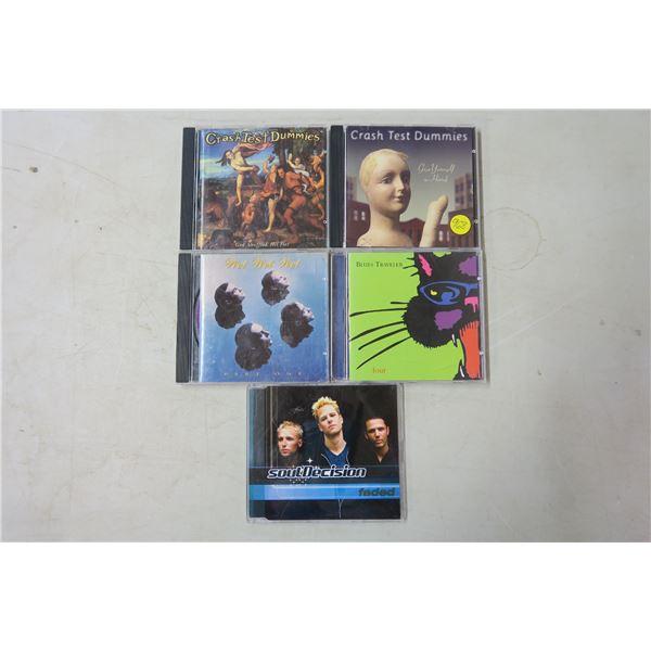 CD's X5