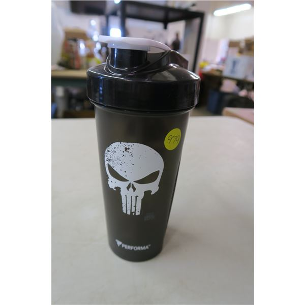 Punisher Smoothie Cup with Lid