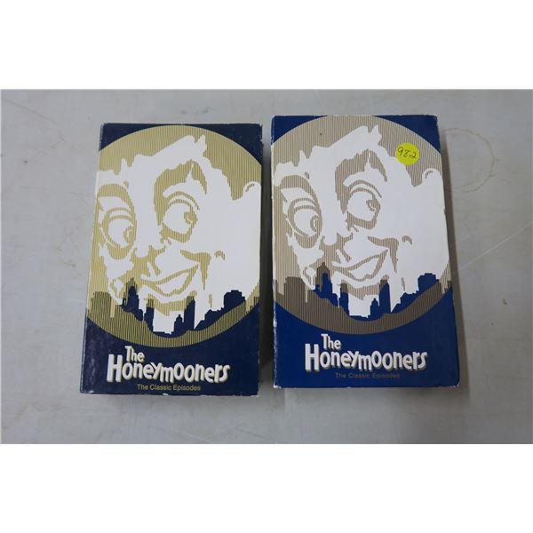 Honeymooners VHS X2