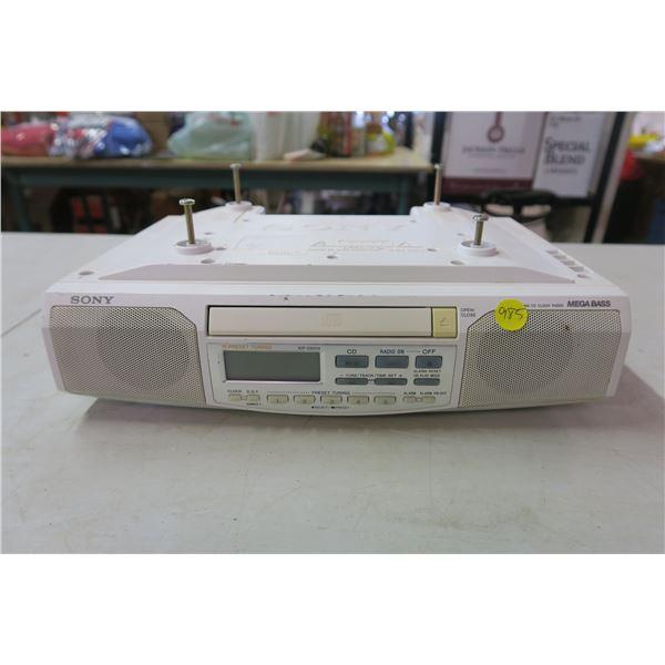 SONY Mounting CD Player Model ICF-CD513