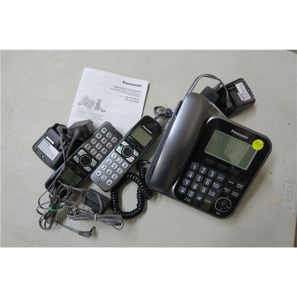 Panasonic KX-TG1601G Phone System
