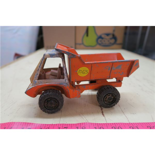 "Gabriel Metal Tot Dump Truck - 8"""