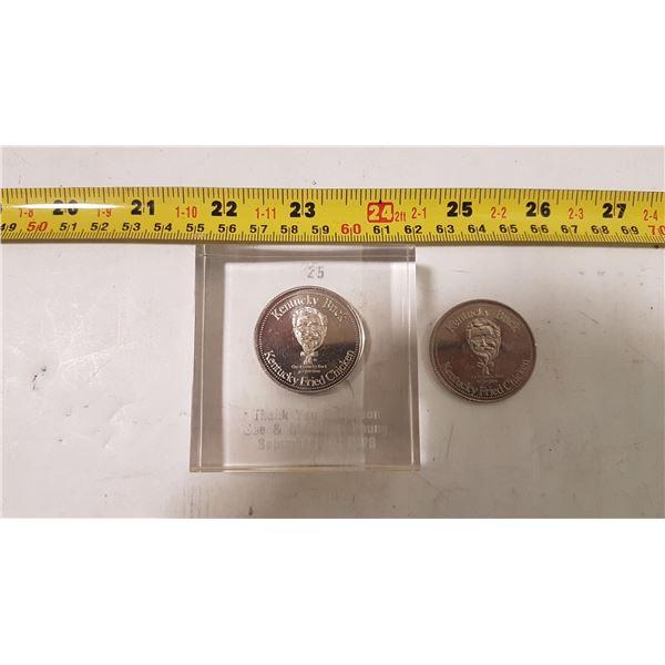 2 KFC Coins