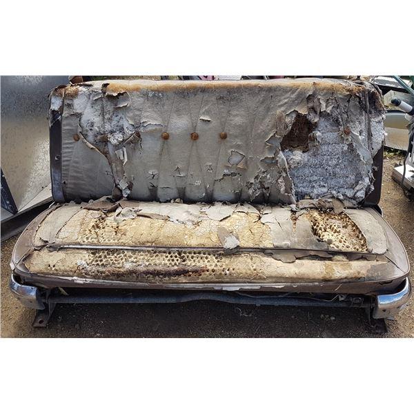 1963 Mercury Car (Power) Bench Seat