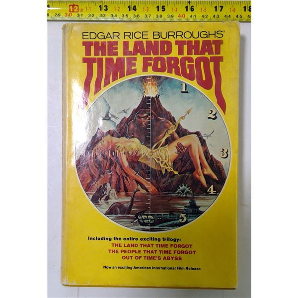 """""""The Land Time Forgot"""" by Edgar Rice Burroughs, 1945"""